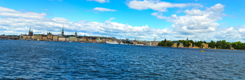Stockholm am Tag © Ben Simonsen