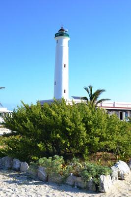 Leuchtturm Punta Sur