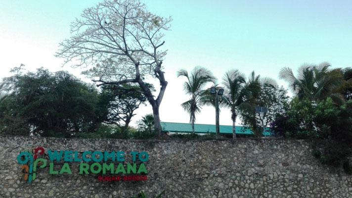 Welcome to La Romana © Ben Simonsen