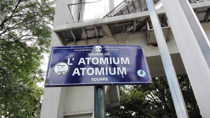 Atomium Square