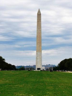 The Mall & Washington Monument © Ben Simonsen