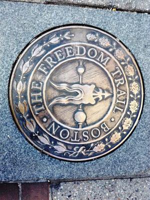 The Freedom Trail ©Ben Simonsen