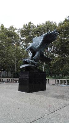 East Coast Memorial im Battery Park ©Ben Simonsen