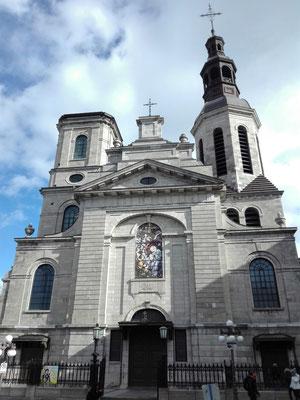 Notre Dame de Quebec ©Ben Simonsen