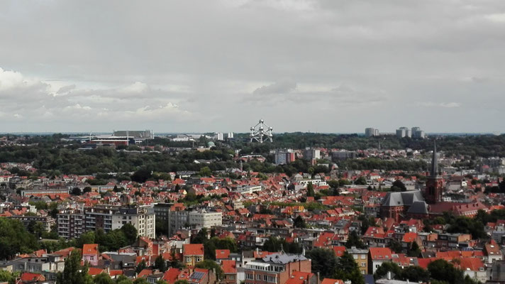 Aussicht von der Nationalbasilika