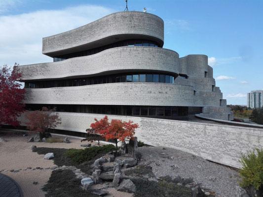 Nationalmuseum für Kanadische Geschichte ©Ben Simonsen