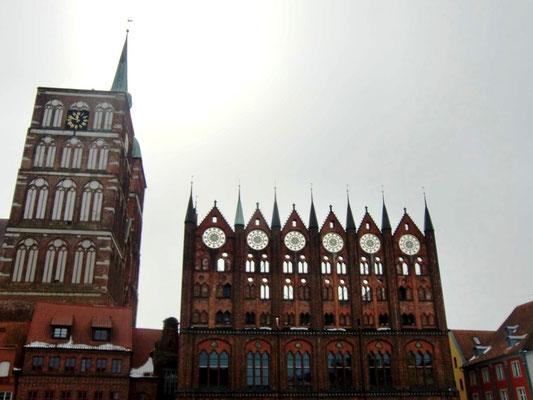 Sankt Nikolai Kirche - Stralsund