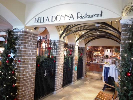 Bella Donna Restaurant © Ben Simonsen