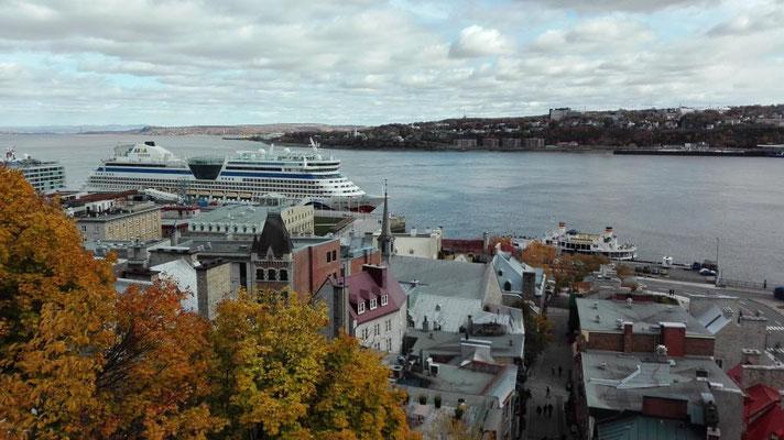 Blick über die Unterstadt ©Ben Simonsen