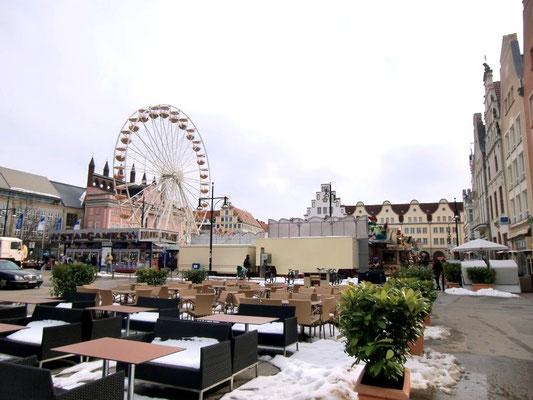 Marktplatz - Rostock
