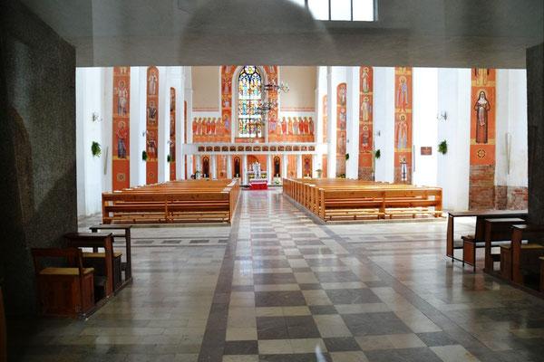 Altar St. Barthalomaus