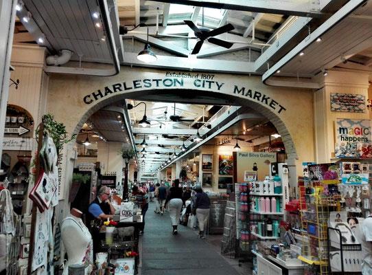 Charleston City Market © Ben Simonsen