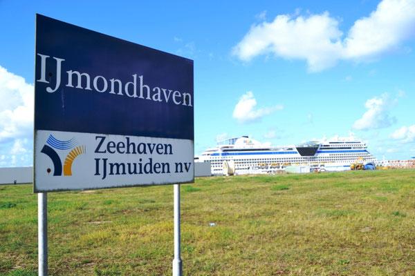 Welcome to IJmuiden