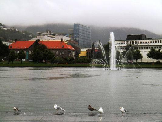 Byparken in Bergen