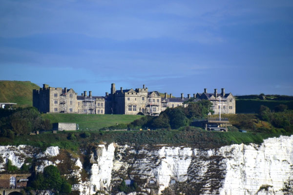Dover Castle & White Cliffs of Dover