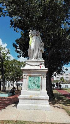 Joséphine Statue © Ben Simonsen