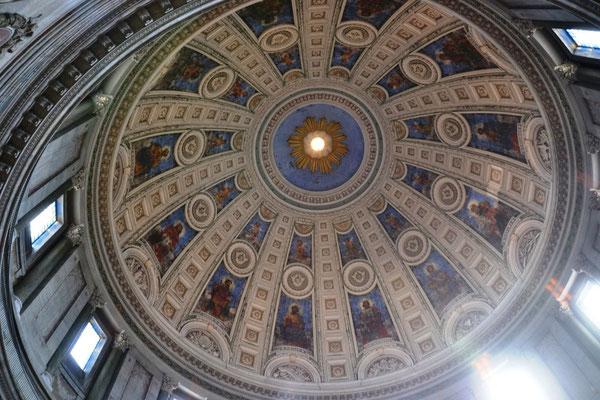 Kuppel der Friedenskirche