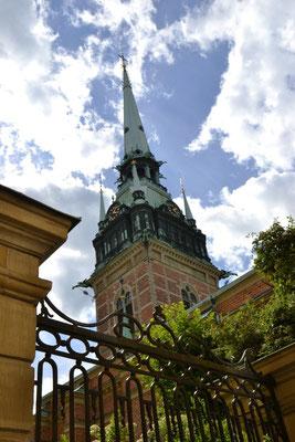 Kirchturm St. Gertrud