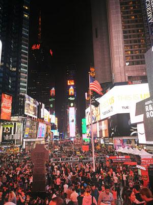 Times Square © Ben Simonsen