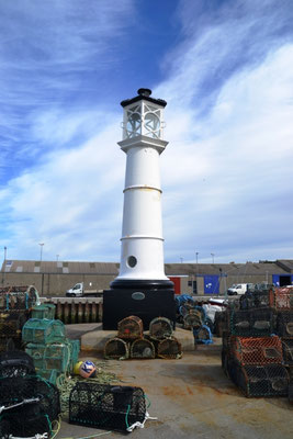 Lighthouse at Old Harbour of Kirkwall