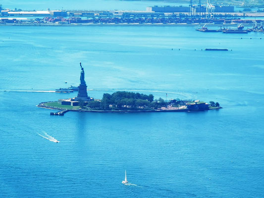 Liberty Island © Ben Simonsen