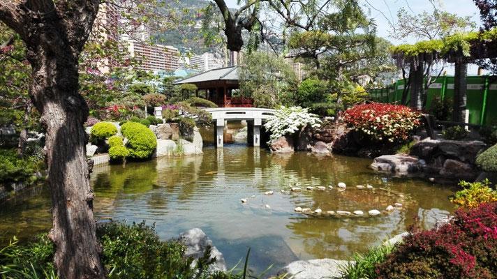 Japanischer Garten © Ben Simonsen