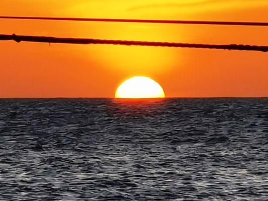 Sonnenuntergang © Ben Simonsen