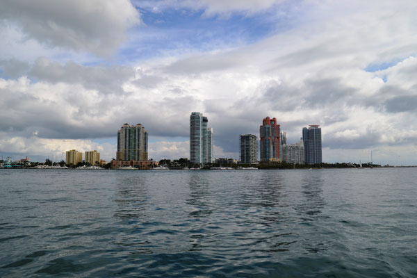 South Beach Skyline