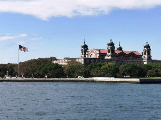 Ellis Island © Ben Simonsen