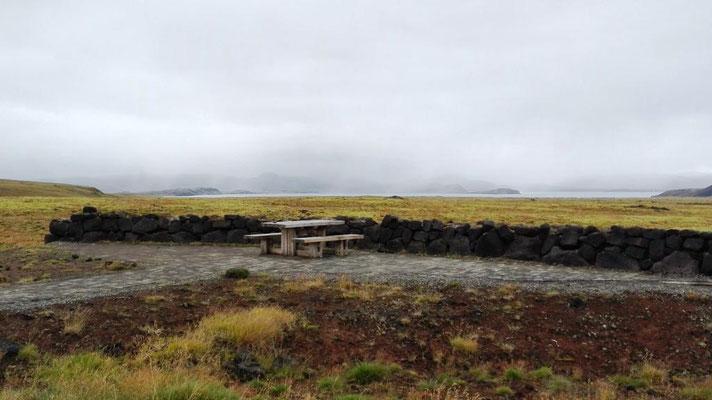 Picknick auf Isländisch