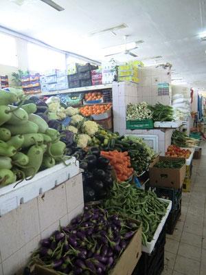 Muscat Obst- und Gemüsemarkt