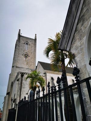 St. Francis Xavier Cathedral © Ben Simonsen