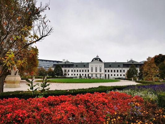 Präsidentenpalast © Ben Simonsen
