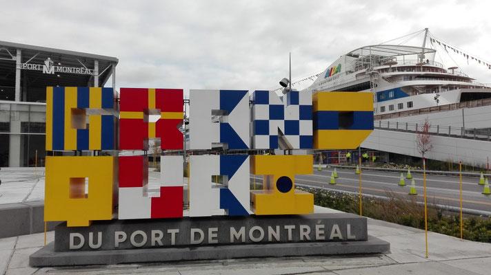 Port de Montreal ©Ben Simonsen