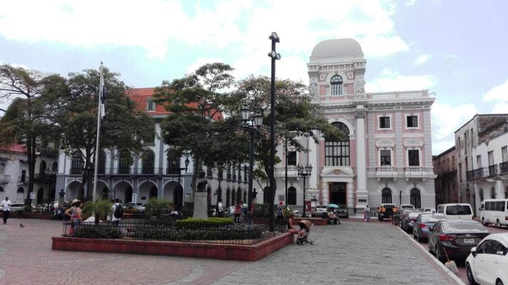 Rathaus Panama City © Ben Simonsen