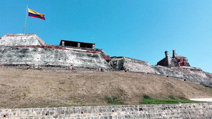 Castillo de San Filipe de Barajas © Ben Simonsen
