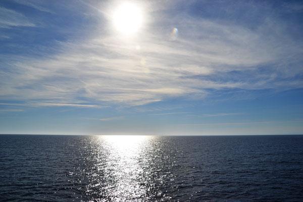 Sonniger Seetag