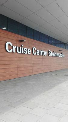 Cruise Center Steinwerder © Ben Simonsen