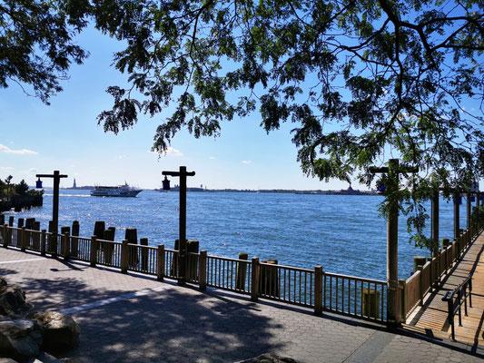 Battery Park © Ben Simonsen