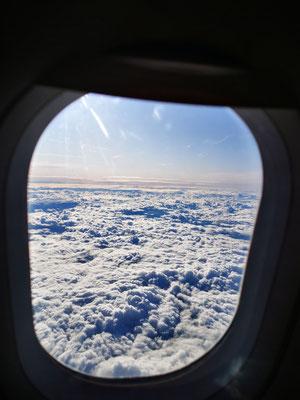 Über den Wolken © Ben Simonsen