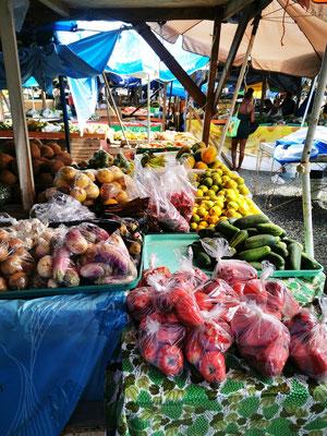 Obst- und Gemüsemarkte © Ben Simonsen
