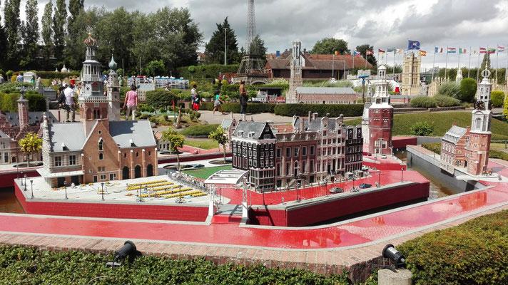 Grachten - Amsterdam