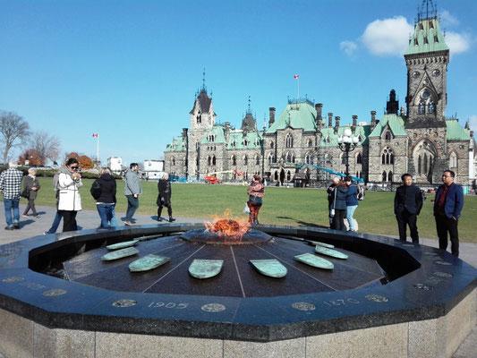 Centennial Flame ©Ben Simonsen