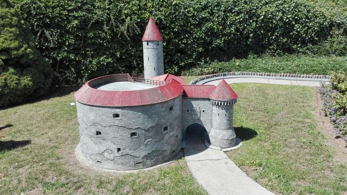 Wehrturm Dicke Margarethe - Tallinn