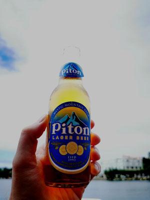Piton Beer © Ben Simonsen