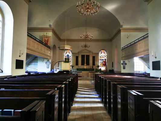 St. Paul's Episcopal Church © Ben Simonsen