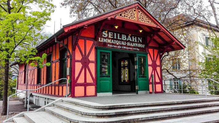 Polybahn Station
