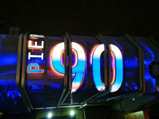 Pier 90 © Ben Simonsen