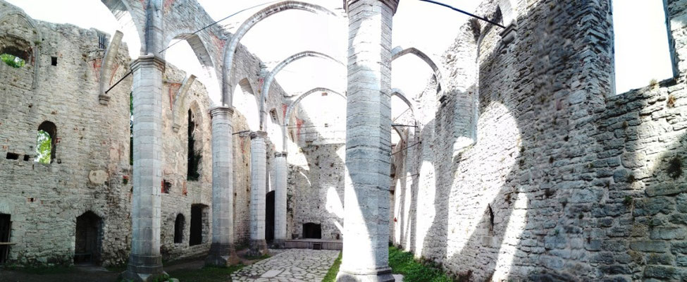 St. Karin Ruine © Ben Simonsen