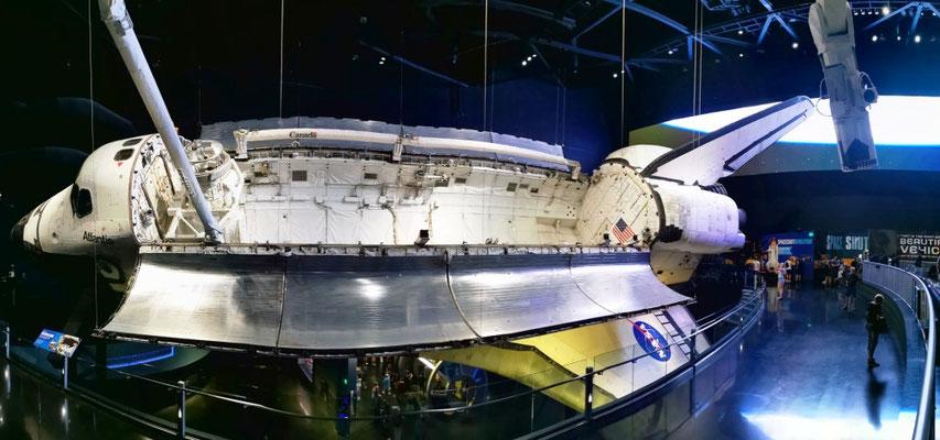 Space Shuttle Atlantis © Ben Simonsen